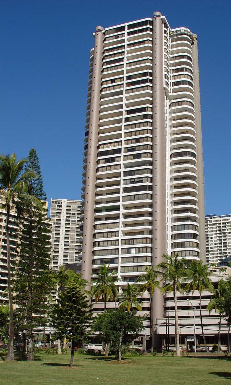Canterbury Place Honolulu Hawaii Condo By Hicondos Com