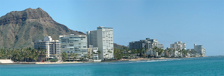 Diamond Head and The Gold Coast